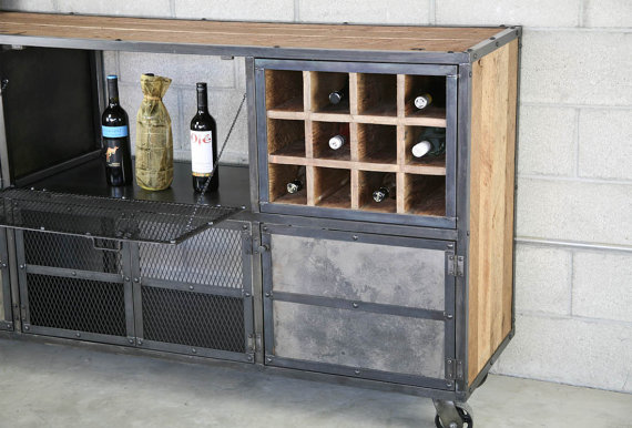 Combine 9 Industrial Furniture Industrial Liquor