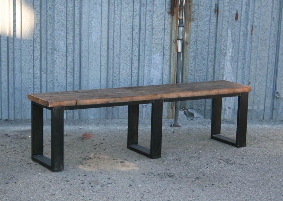 Industrial Furniture – Industrial Bench