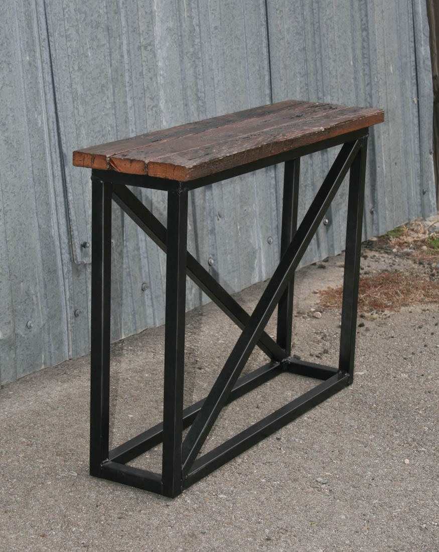 Incroyable ... X Console Table 6674 ...