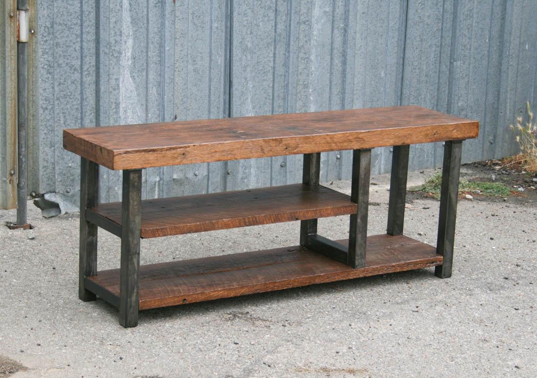 combine 9 industrial furniture reclaimed wood furniture