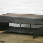 industrial lift coffee table