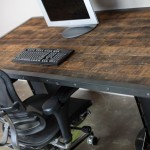 reclaimed Barn wood desk
