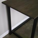 reclaimed wood urban desk