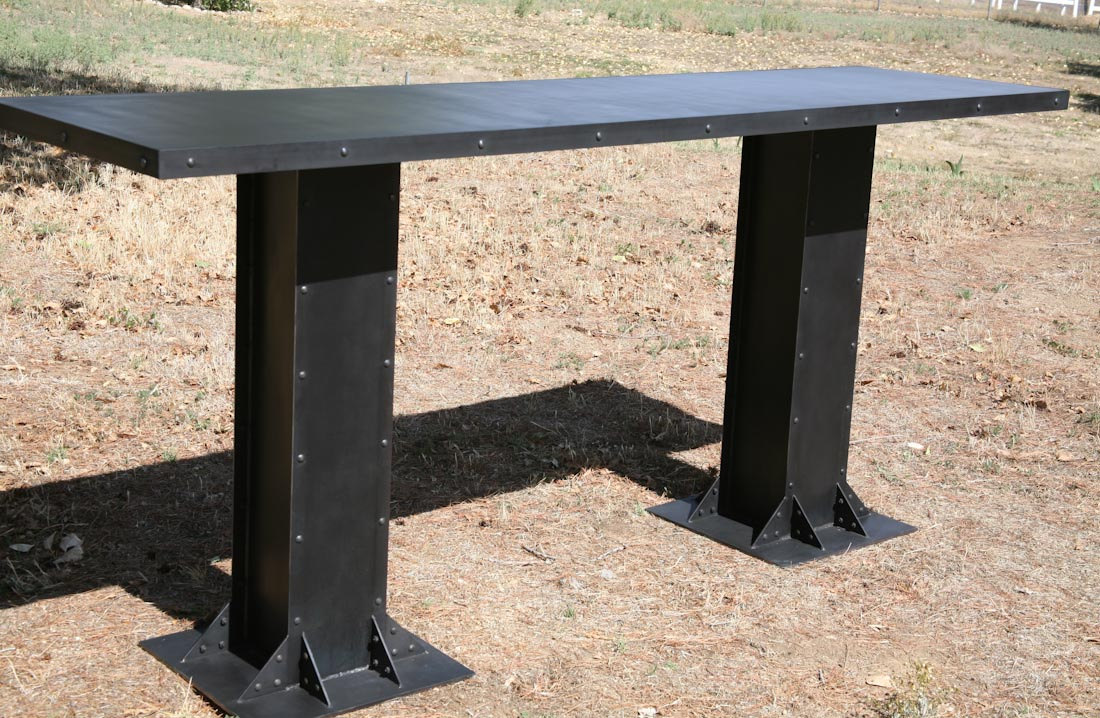 Post industrial conference table vintage industrial furniture - Beam Conference Table Vintage Industrial Furniture Project Description Are You Having Trouble Locating Unique Industrial
