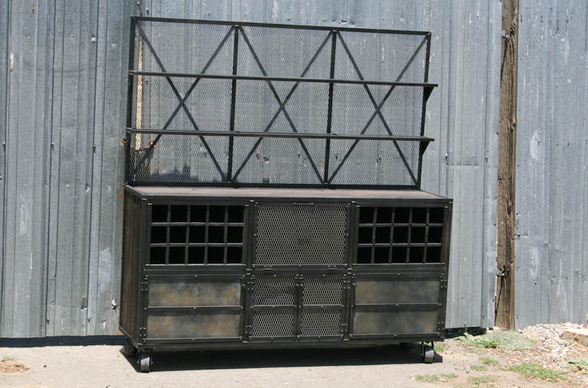 industrial bar u2013 liquor cabinet
