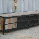 Industrial Rustic Buffet