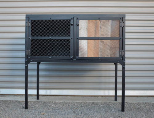 Industrial Cabinet – Buffet