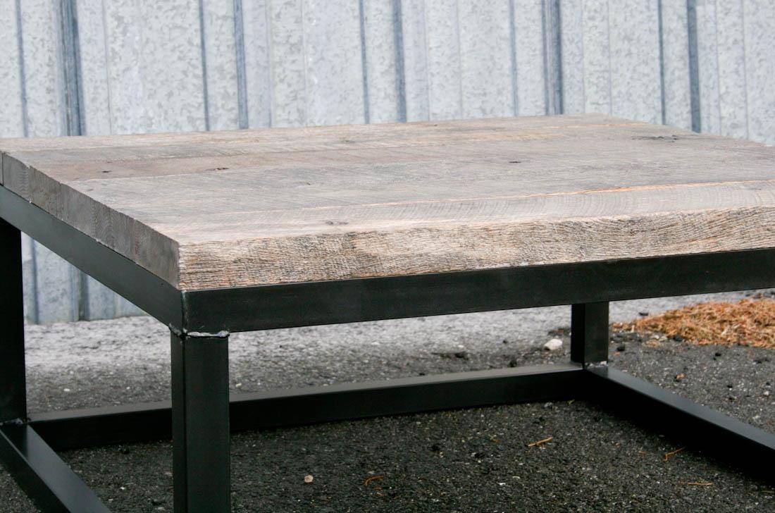 Reclaimed Wood Outdoor Kitchen