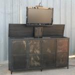 modern tv lift cabinet