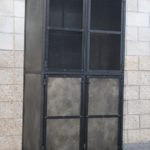 Modern industrial cabinet