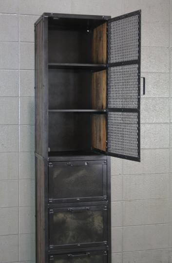 Industrial Cabinet Pantry Cupboard Combine 9