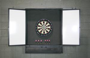 dartboard cabinet 4