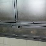 industrial steel wall cabinet