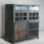 modern liquor cabinet