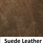 example of suede leather cowhide