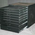 industrial steel file cabinet