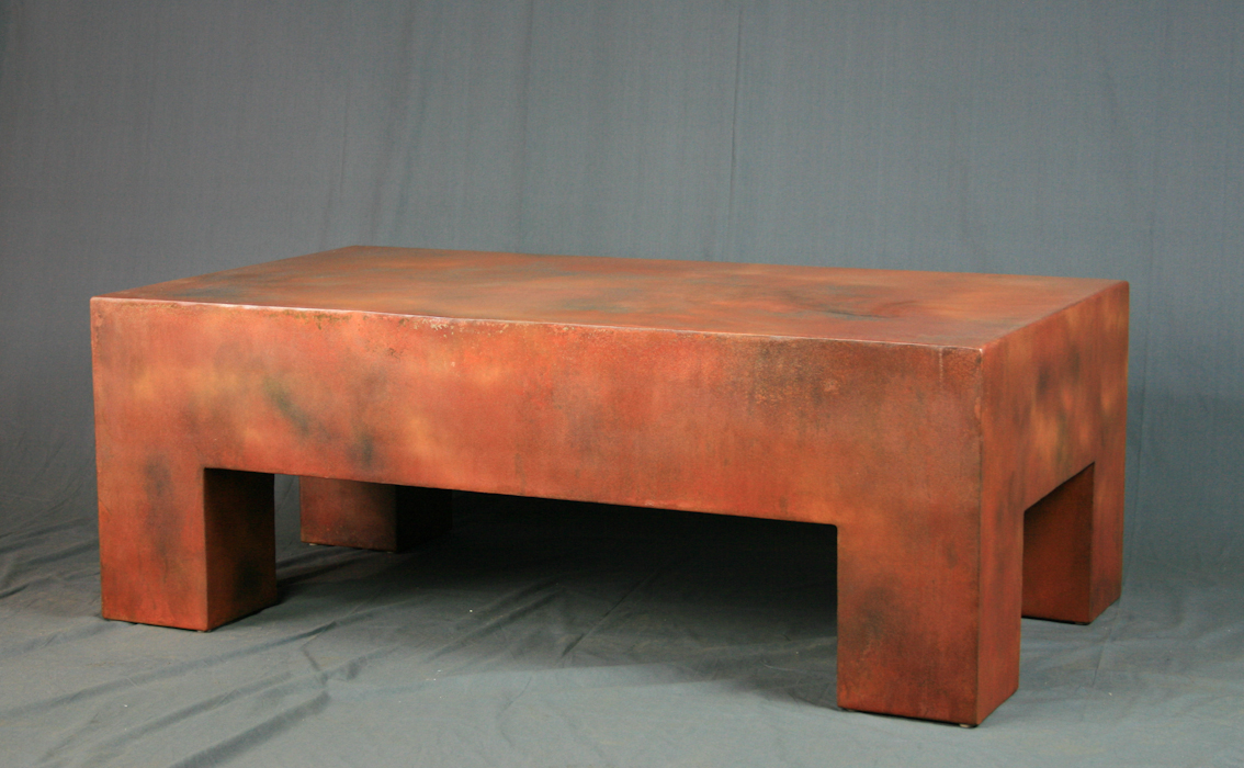 Combine Industrial Furniture U2013 Modern Coffee Table