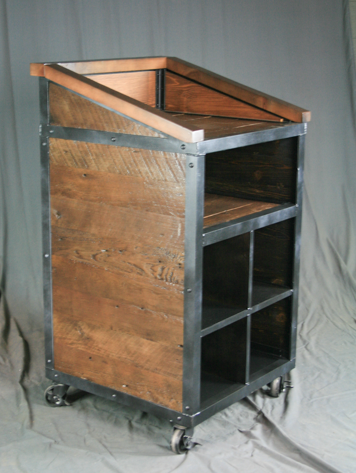 industrial hostess stand