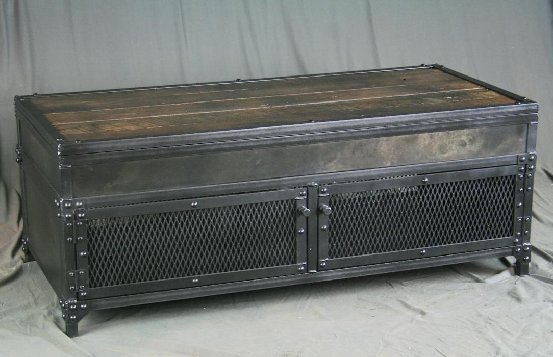 Combine 9 Industrial Furniture Vintage Industrial Lift