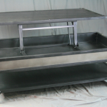 Steel Lift Top Coffee Table