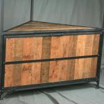 Rustic storage unit