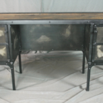 Industrial all steel Desk