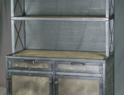 Industrial Pantry Shelving