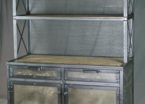 Industrial Pantry Shelving