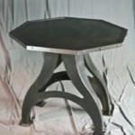 Industrial s Octagonal Table