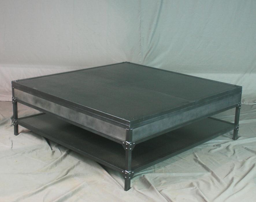 Combine 9 Industrial Furniture Industrial Lift Top