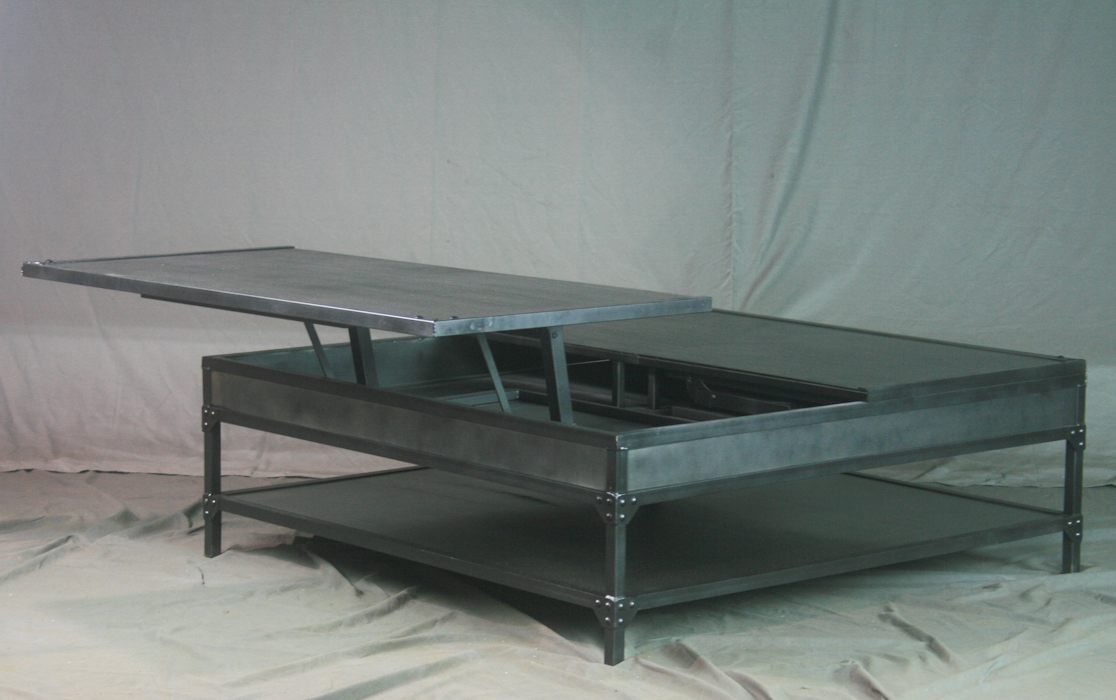 Multi Height Coffee Table. This Double Lift Top ...