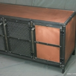 Industrial Copper buffet
