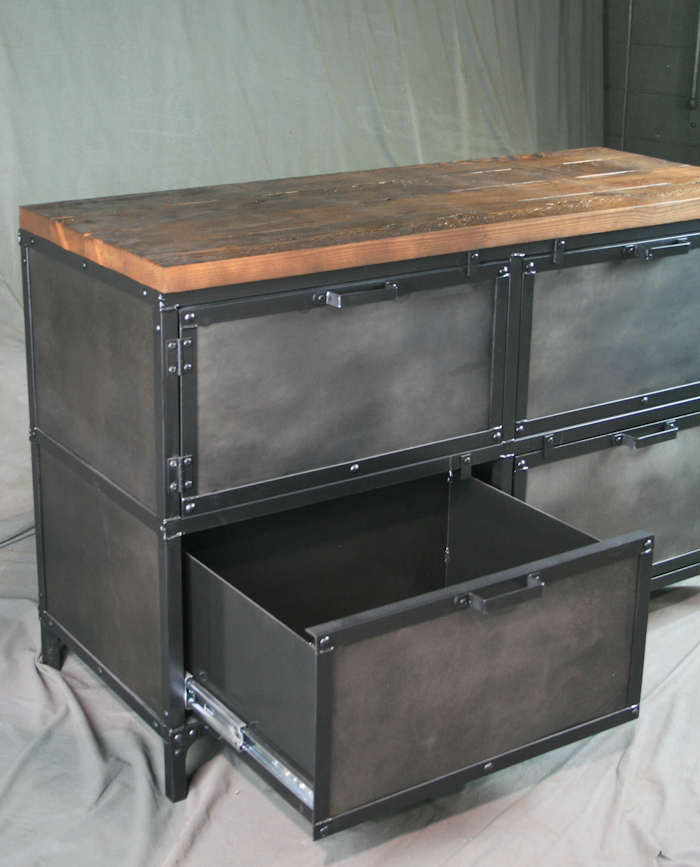 Charmant Large File Drawers