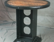 Architectural Bistro Table