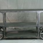 steel trolley cart