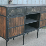 vintage style buffet