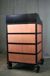 Copper Podium