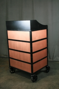 Real Copper Host Stand