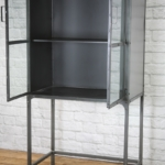modern apothecary cabinet