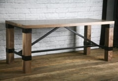 Solid Walnut Table