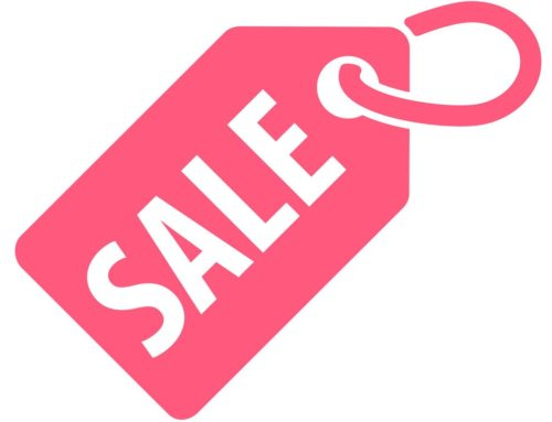 SALE (select items)! Spring Cleaning Time Is Here!