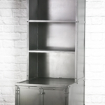 steel retail display fixture