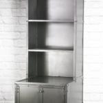 steel retail display fixture