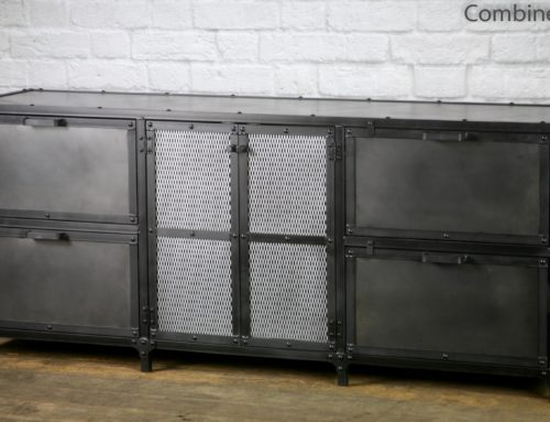 Industrial File Cabinet, Vintage Industrial File Drawers, Industrial Office Filing Cabinet, Industrial Dresser