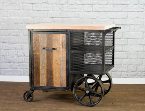 Kitchen Island, Modern Bar Cart, Service Cart
